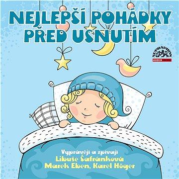 Various: Nejlepší pohádky před usnutím - CD (SU6426-2)