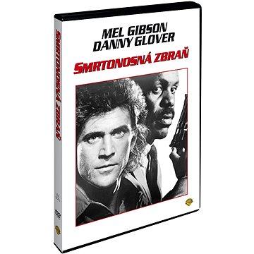 Smrtonosná zbraň - DVD (W00596)