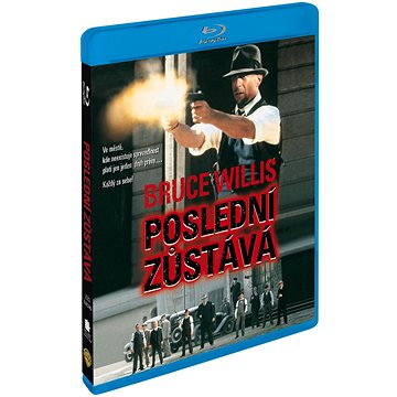 Poslední zůstává - Blu-ray (W00966)