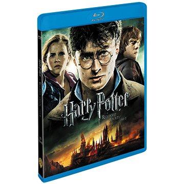 Harry Potter a Relikvie smrti - část 2. (2BD) - Blu-ray (W01239)
