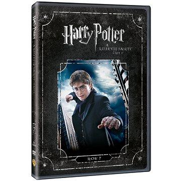 Harry Potter a Relikvie smrti - část 1. - DVD (W01330)