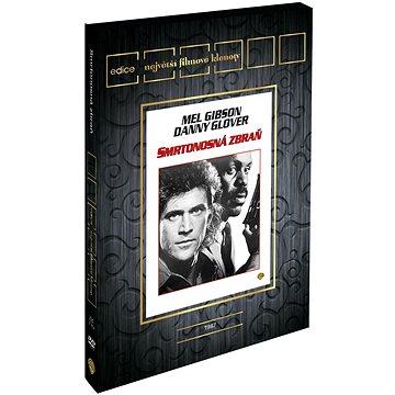 Smrtonosná zbraň - DVD (W01372)