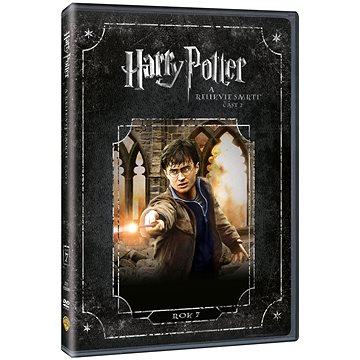 Harry Potter a Relikvie smrti - část 2. - DVD (W01526)