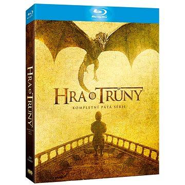 Game of Thrones / Hra o trůny - 5. série (4BD VIVA balení) - Blu-ray (W01957)