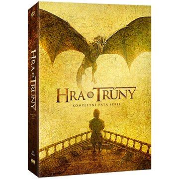Game of Thrones / Hra o trůny - 5. série (5DVD VIVA balení) - DVD (W01958)