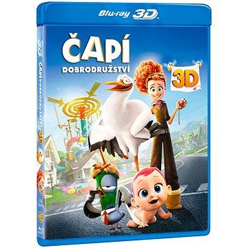 Čapí dobrodružství 3D+2D (2 disky) - Blu-ray (W02021)