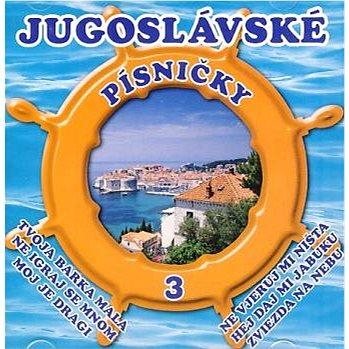Various: Jugoslávské písničky 3 - CD (ZT0014-2)