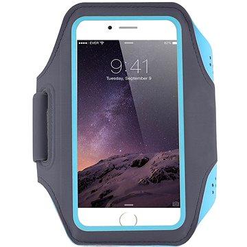 Mobilly Sportovní pouzdro na ruku modré (SPCA6/GR)
