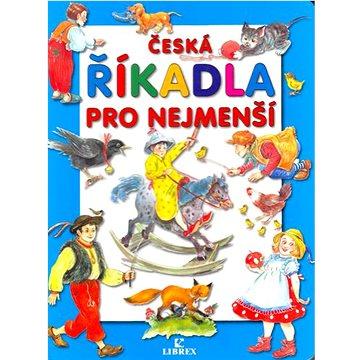 Česká říkadla pro nejmenší (978-80-7228-472-6)