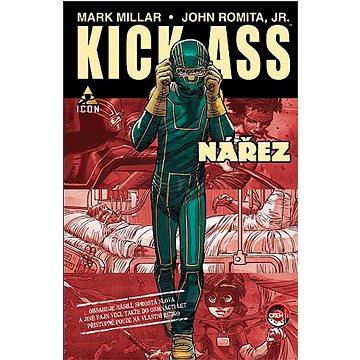 Kick-Ass Nářez (978-80-87083-88-8)