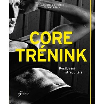 Core trénink Posilování středu těla (978-80-7549-646-1)
