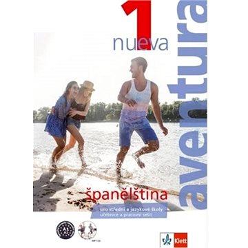 Aventura nueva 1 + CD (978-80-7397-224-0)