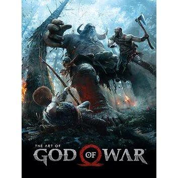 The Art of God of War (150670574X)