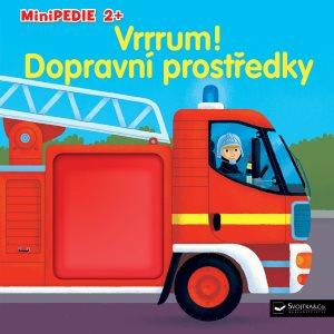 Minipedie 2+ Vrrrum! Dopravní prostředky (978-80-256-2318-3)
