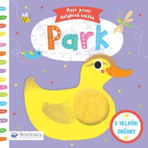 Moje první dotyková knížka Park (978-80-256-2364-0)
