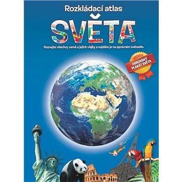 Rozkládací atlas světa (9789463605045)