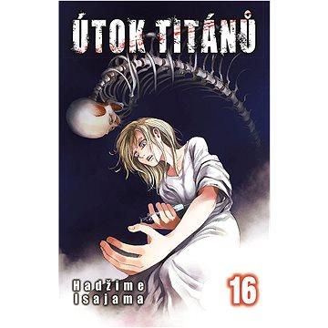 Útok titánů 16 (978-80-7449-575-5)