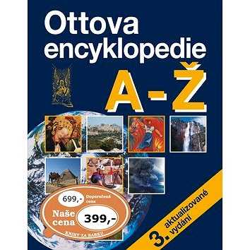 Ottova encyklopedie A-Ž (978-80-7451-676-4)