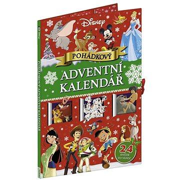 Disney Pohádkový adventní kalendář: 24 knížek do Vánoc (978-80-252-4347-3)