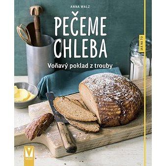 Pečeme chleba: voňavý poklad z trouby (978-80-7541-175-4)