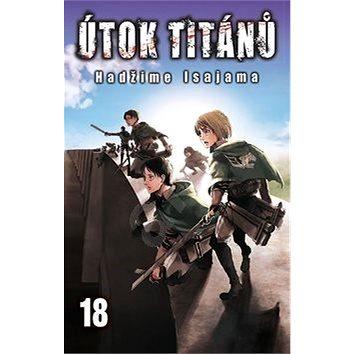 Útok titánů 18 (978-80-7449-659-2)