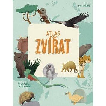 Atlas zvířat (978-80-7390-945-1)