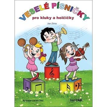 Veselé písničky pro kluky a holčičky (978-80-271-2109-0)