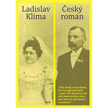 Ladislav Klíma Český román (978-80-7215-578-1)