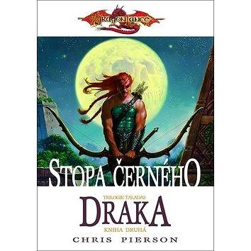 Stopa černého draka: Trilogie Taladas Kniha druhá (978-80-7594-030-8)