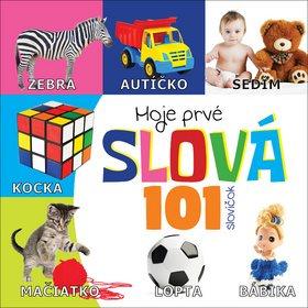 Moje prvé slová 101 slovíčok (978-80-89826-07-0)