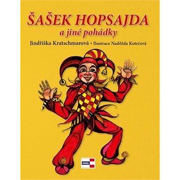 Šašek Hopsajda a jiné pohádky (978-80-88104-59-9)