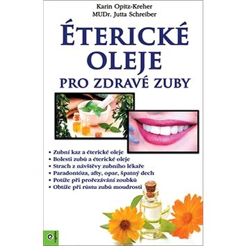 Éterické oleje pro zdravé zuby (978-80-8100-607-4)