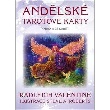 Andělské tarotové karty: Kniha a 78 karet (978-80-7370-518-3)
