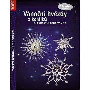TOPP Vánoční hvězdy z korálků: S magickou perlou (978-80-7639-029-4)