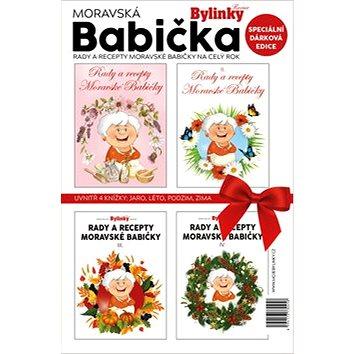 Moravská babička: Rady a recepty Moravské babičky na celý rok (8594173730458)