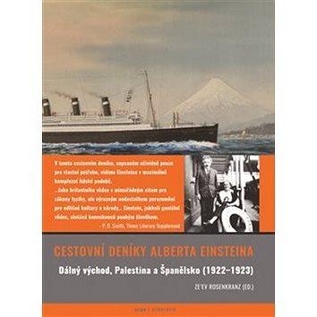 Cestovní deníky: Dálný východ, Palestina a Španělsko (1922-1923) (978-80-257-2866-6)
