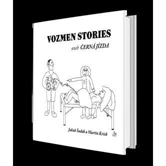 Vozmen Stories aneb černá jízda (978-80-88298-74-8)