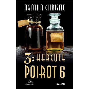 3x Hercule Poirot 6 (978-80-242-6472-1)