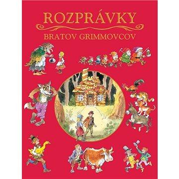 Rozprávky bratov Grimmovcov (978-80-255-1256-2)