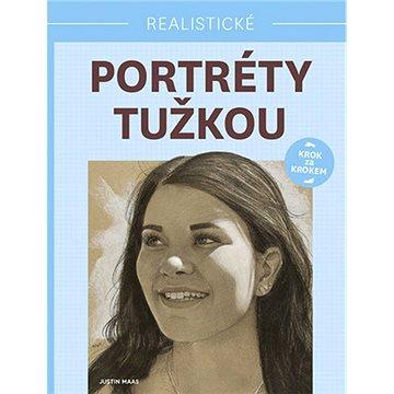 Realistické portréty tužkou (978-80-7413-390-9)