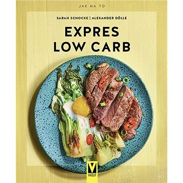 Expres Low Carb (978-80-7541-241-6)