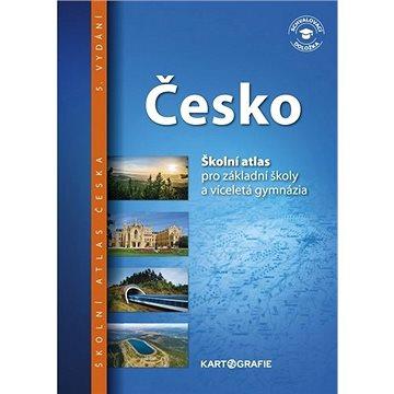 Česko Školní atlas: pro základní školy a víceletá gymnázia (978-80-7393-510-8)