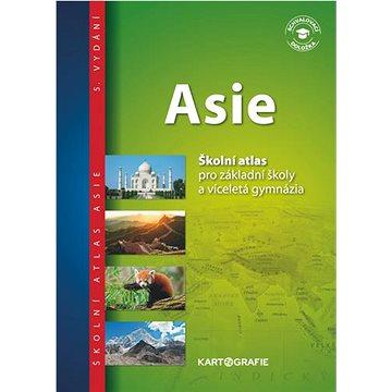 Asie Školní atlas pro základní školy a víceletá gymnázia (978-80-7393-500-9)
