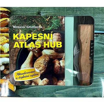 Kapesní atlas hub + houbařský nůž (978-80-7451-842-3)