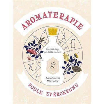 Aromaterapie podle zvěrokruhu: Éterické oleje pro každé znamení (978-80-264-3221-0)