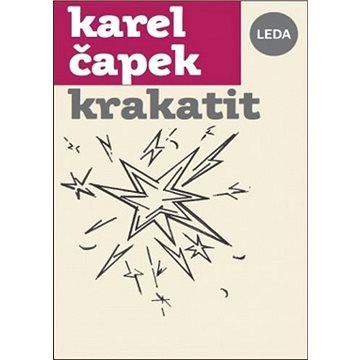 Krakatit (978-80-7335-630-9)