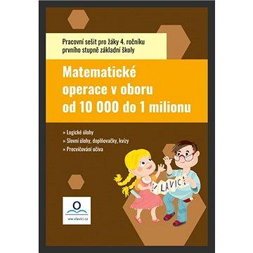Pracovní sešit Matematika 5 - Počítáme do 1 000 000 (978-80-88368-71-7)