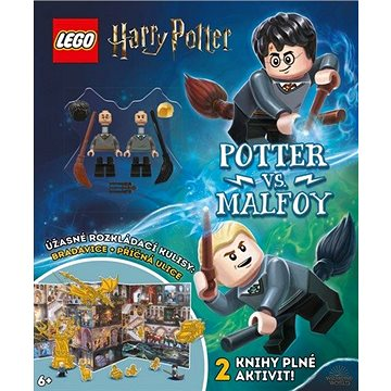LEGO® Harry Potter™ Potter vs. Malfoy (978-80-264-3174-9)
