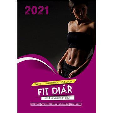 FIT Diář pro ženy 2021 (9788074024191)