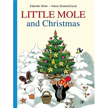 Little Mole and Christmas (978-80-00-06015-6)
